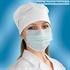 Imaginea Masca Protectie Fata - 3 straturi - Class I medical - aviz ANMDM - unica folosinta - cutie 50 buc