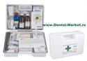 Imaginea Trusa sanitara de prim ajutor detasabila cu suport de perete avizata MS