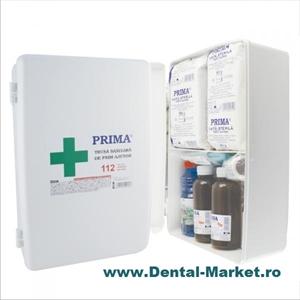 Imaginea Trusa sanitara de prim ajutor fixa, avizata MS