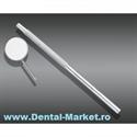 Imaginea Maner oglinda dentara otel-inox / buc