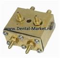 Imaginea Valva dubla comanda pneumatica circuit apa/aer