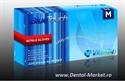 Imaginea Manusi examinare Nitril Vitality Blue Touch  -  200 buc