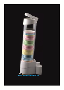 Imaginea Dispenser pentru pahare de unica folosinta