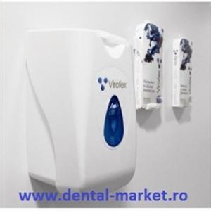 Imaginea Virofex-Dispenser pentru servetelele dezinfectante