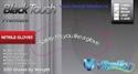 Imaginea Manusi examinare Nitril Vitality Black Touch  -  200 buc