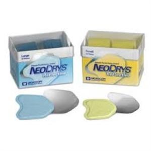 Imaginea NeoDrys Reflectiv -paduri absorbante -Ultimate Parotid Saliva Control