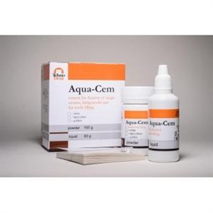 Imaginea Aqua-cem 100 g plv+60 ml liq (analog adhesor)