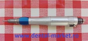 Imaginea Micromotor pneumatic racire externa+piesa dreapta