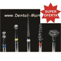 Imaginea Freze dentare diamantate  DM 1+1 GRATIS