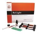 Imaginea PROMO ReLight Kit 6 seringi compozit nano - BONUS stand Tehnodent