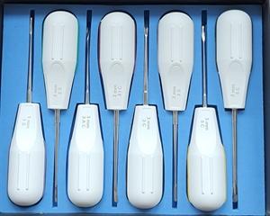 Imaginea Set 8 Luxatoare dentare DM sindesmotom